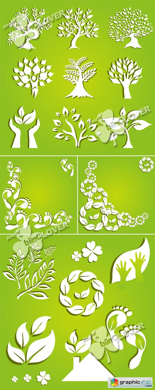 Vector Ecology illustrations 0545