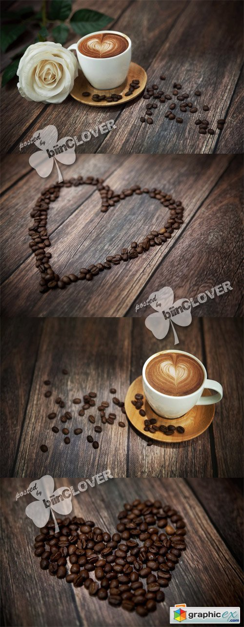 Coffee background 0374
