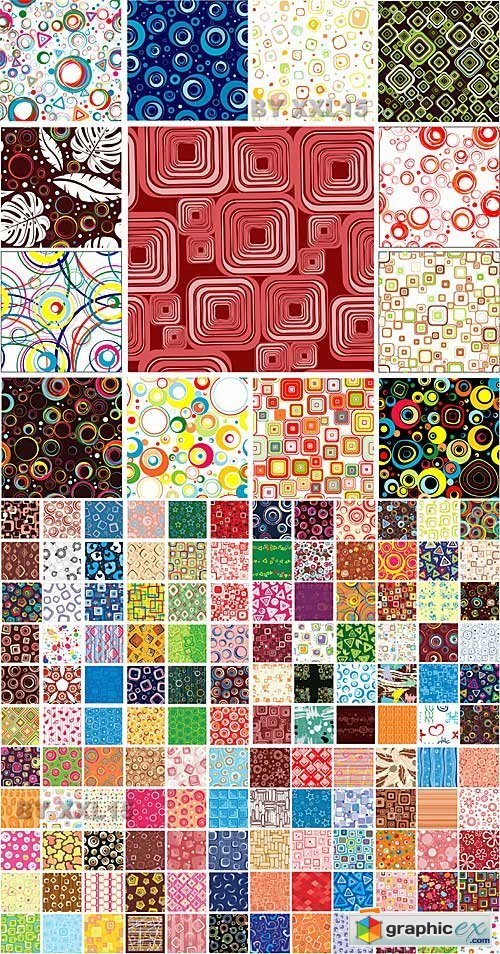 Vector Big collection patterns