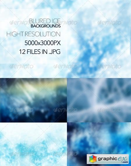 Blured Ice Backgrounds 6299583