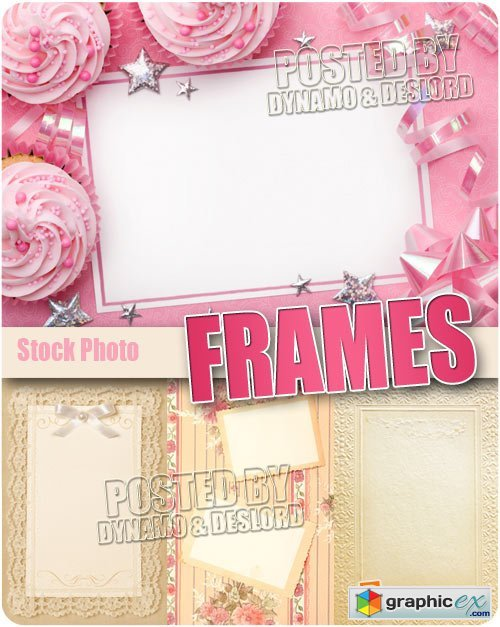 Frames - UHQ Stock Photo