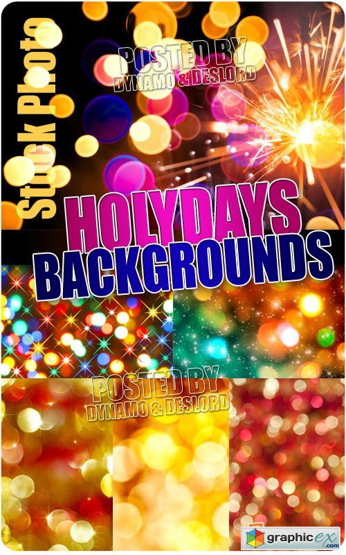 Holydays Backgrounds - UHQ Stock Photo