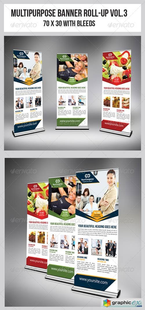 Multipurpose Business Roll-Up