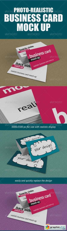 Photorealistic business card mockup template free download vector photorealistic business card mockup template colourmoves