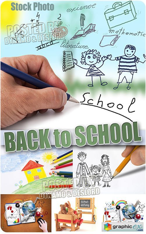 Back to School - UHQ Stock Photo