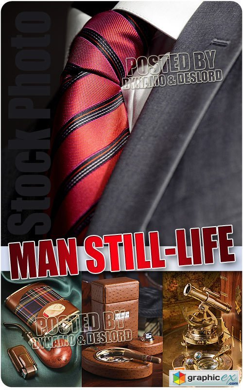Men still life - UHQ Stock Photo