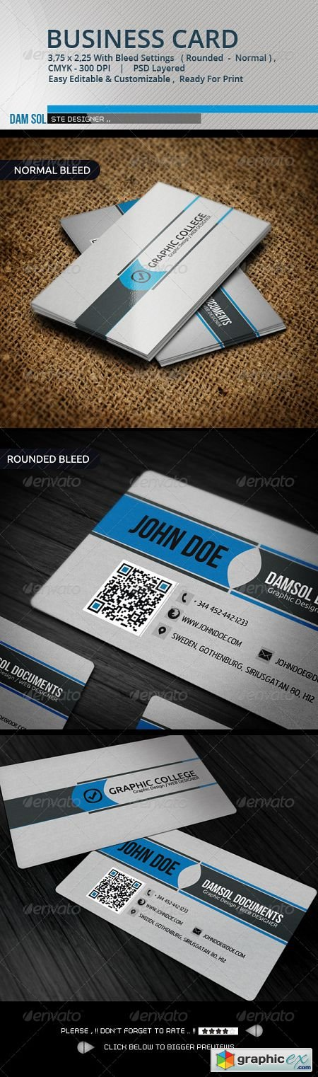 Corporates Business Card V1