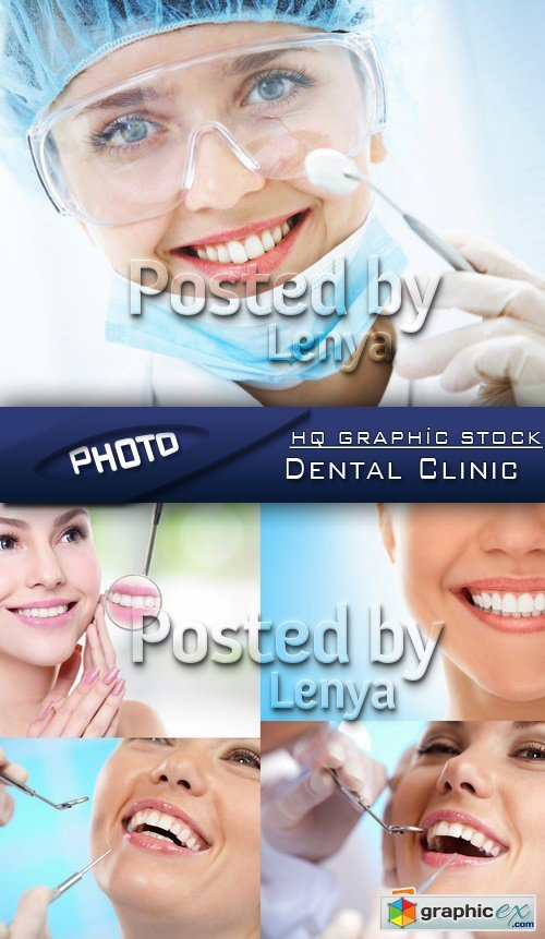Stock Photo - Dental Clinic