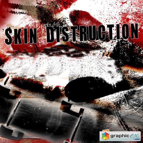 Skin Distruction Brushes