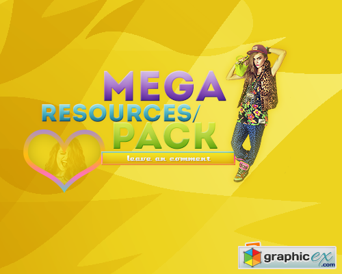 PSD Mega Resources Pack