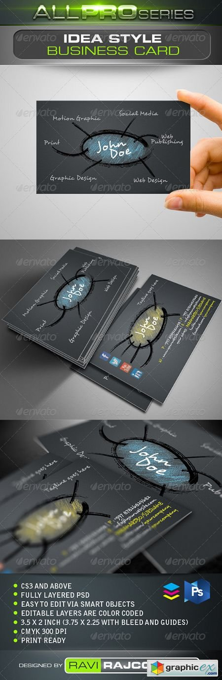 Idea Style Business Card