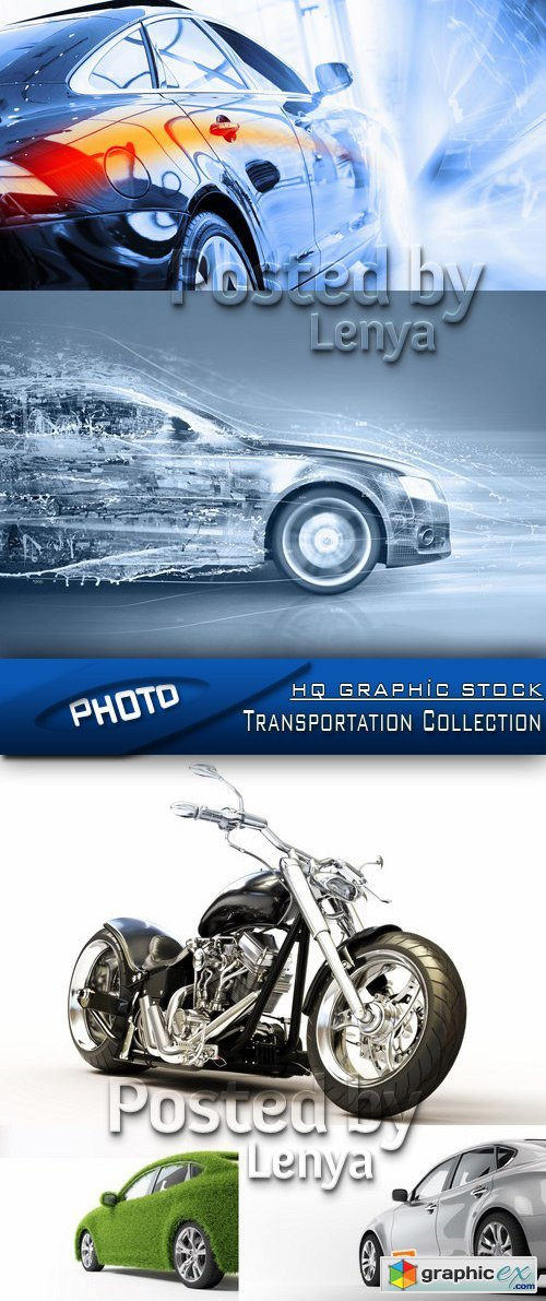 Stock Photo - Transportation Collection