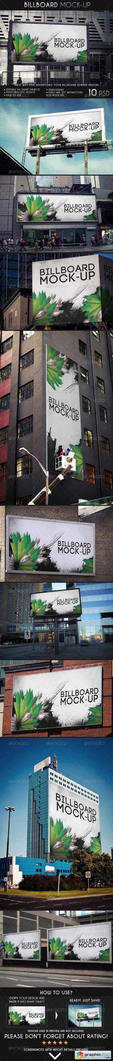 Billboard Mock-Up 6993838
