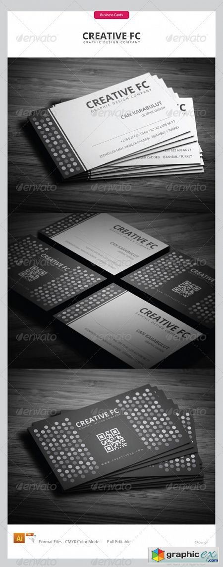 Corporate Business Cards 234