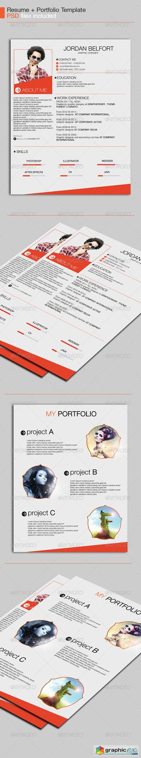 Resume Template 6681106