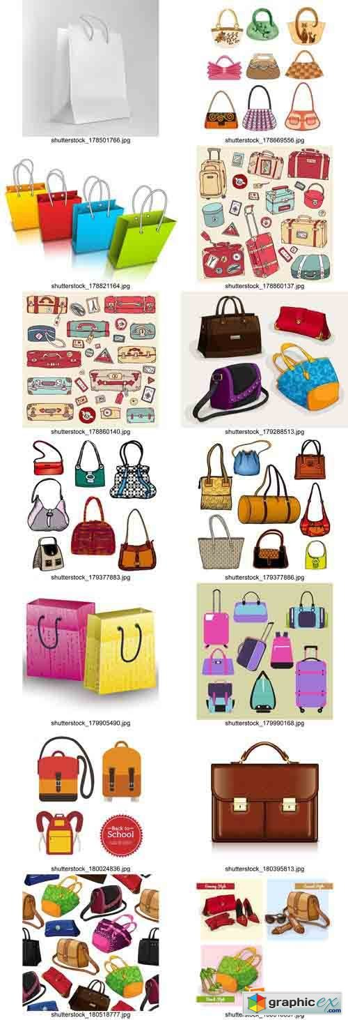 Bag and Partfel, 25xEps
