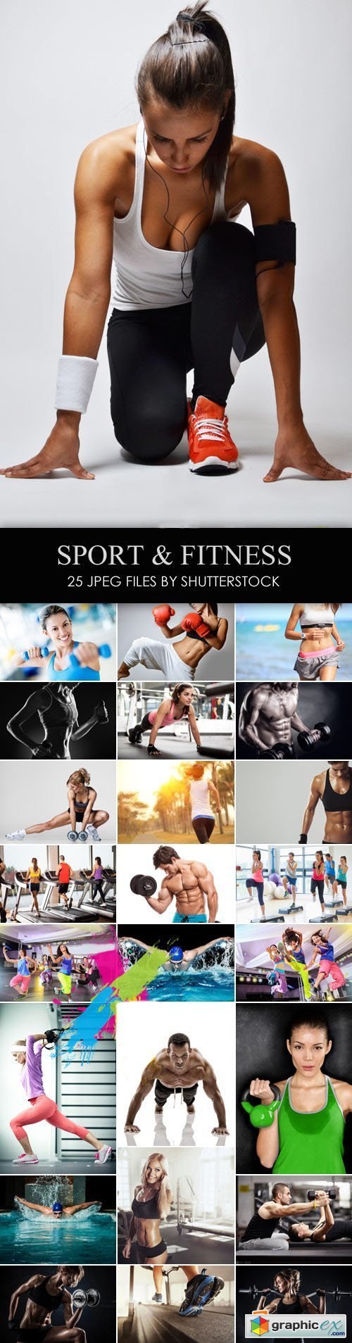 Stock Photo - Sport & Fitness