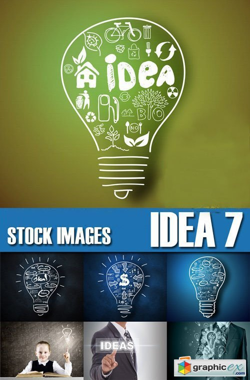 Stock Photos - Idea 7, 25xJpg