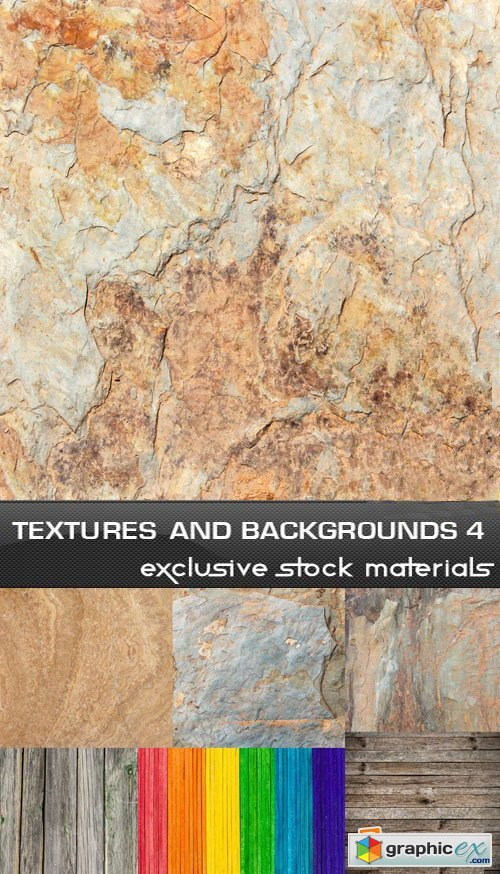 Textures and backgrounds 5, 25xUHQ JPEG