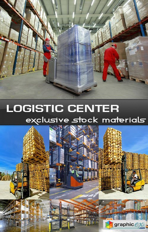 Logistic Center, 25xUHQ JPEG