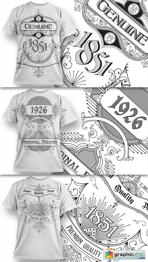 T-Shirt Design Collection 2