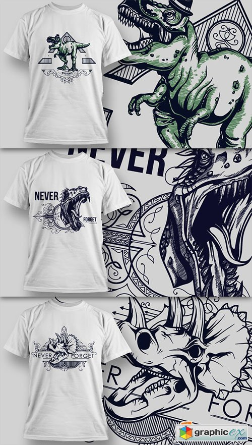 T-Shirt Design Collection 3