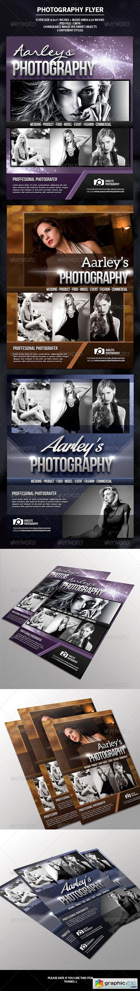 Photography Flyer 6962526
