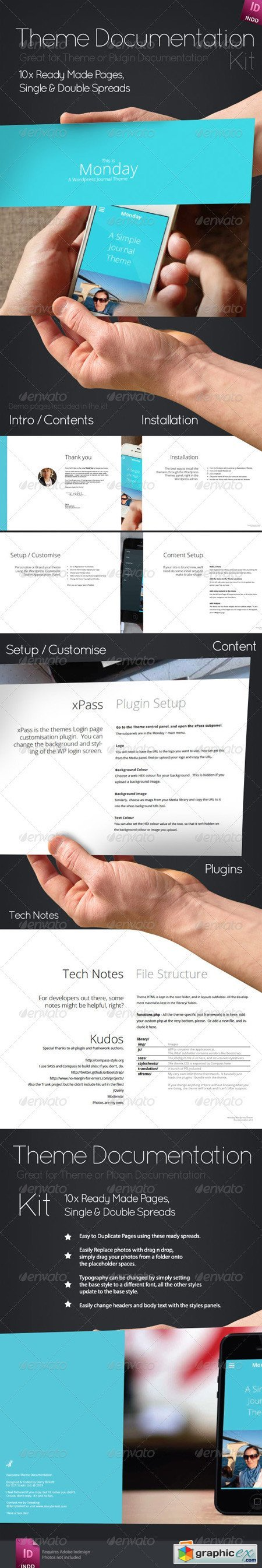 Wordpress Theme & Plugin Documentation Kit