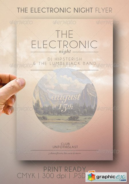 The Electronic Night Flyer