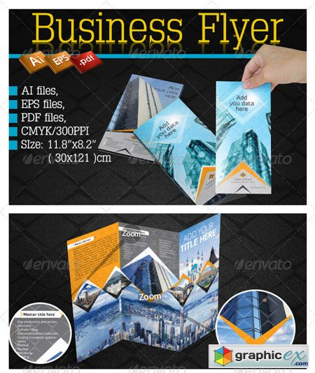 Business Flyer 5714559