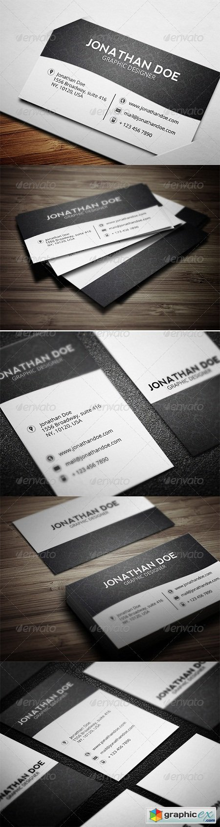 Creative Business Card 3643115