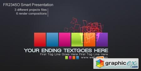 Videohive FR2345O - Smart Presentation After Effects Project