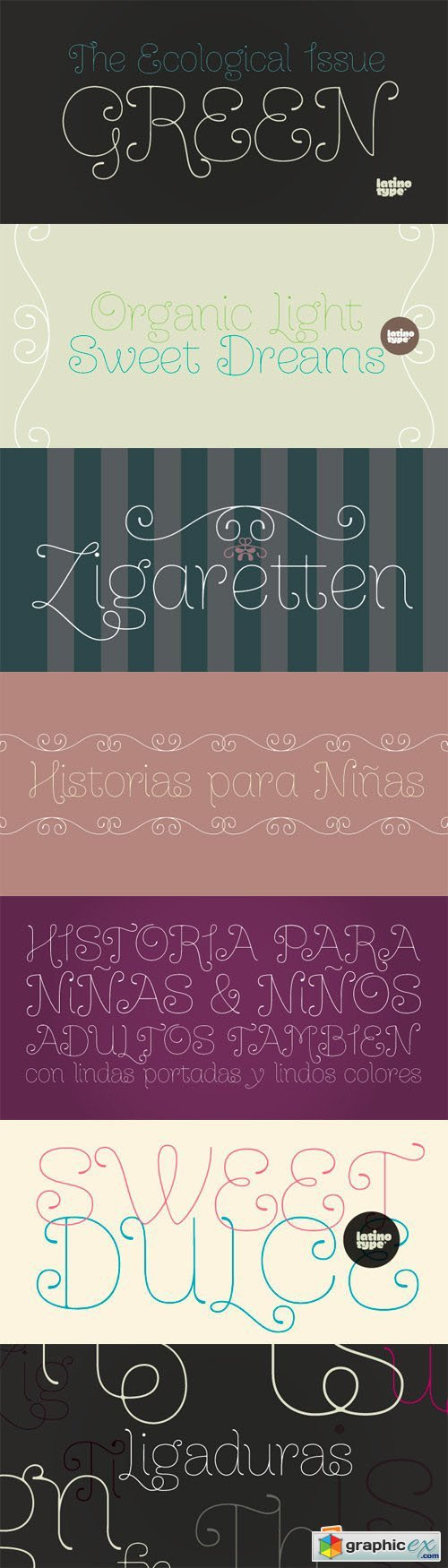 Dulce Font for