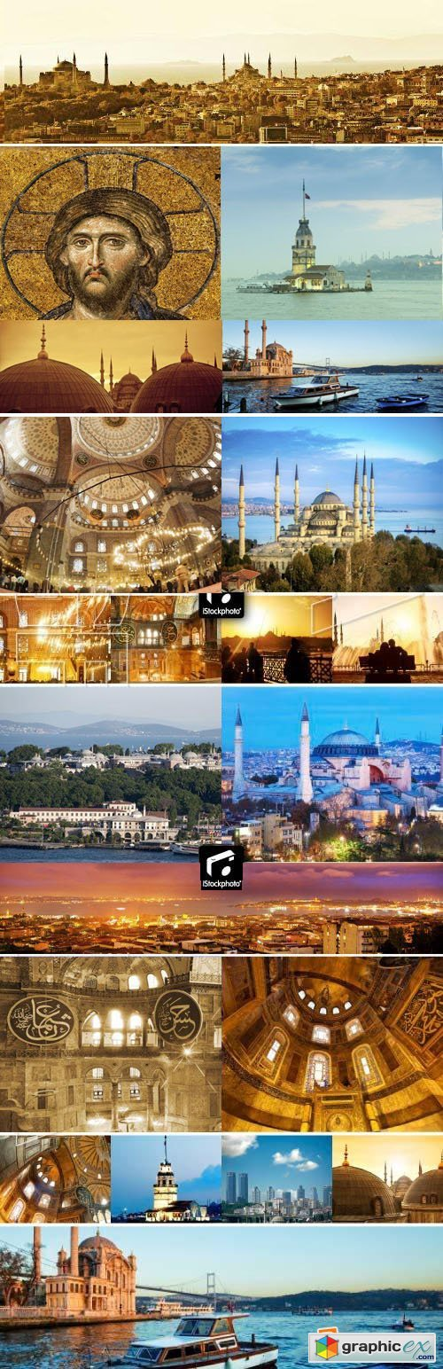 The Beauty of Istanbul 38xJPG