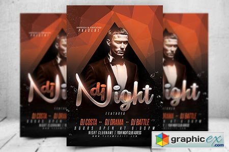 Creativemarket Guest Dj Night 33820