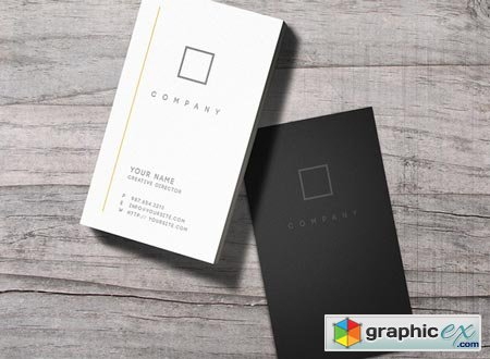 Creativemarket No.7 - Business Card 21814