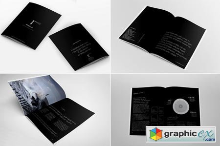 Creativemarket Annual Report & Brochure Template 20960