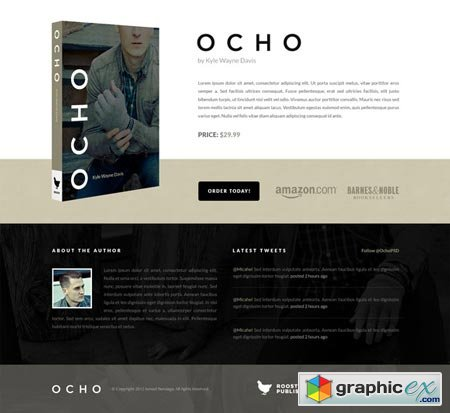 Creativemarket Ocho the Book Retina 2101