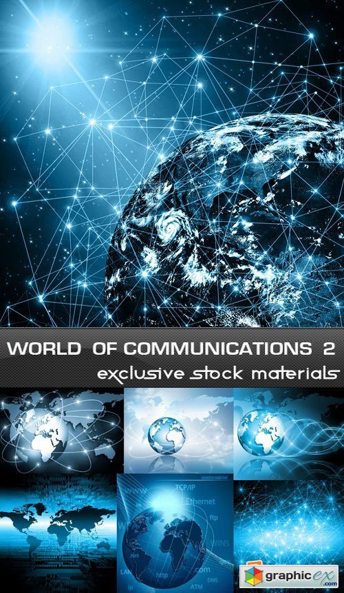 World of Communications 2, 25xJPG