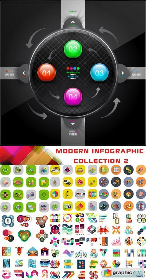 INGIMAGE - Modern Infographic Collection 2