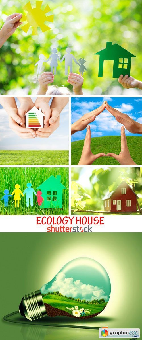 Amazing SS - Ecology house 25xJPG