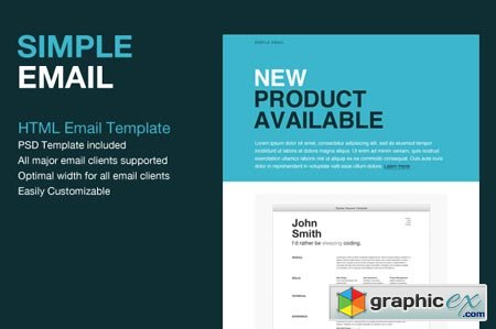 Creativemarket Email Bundle 15795