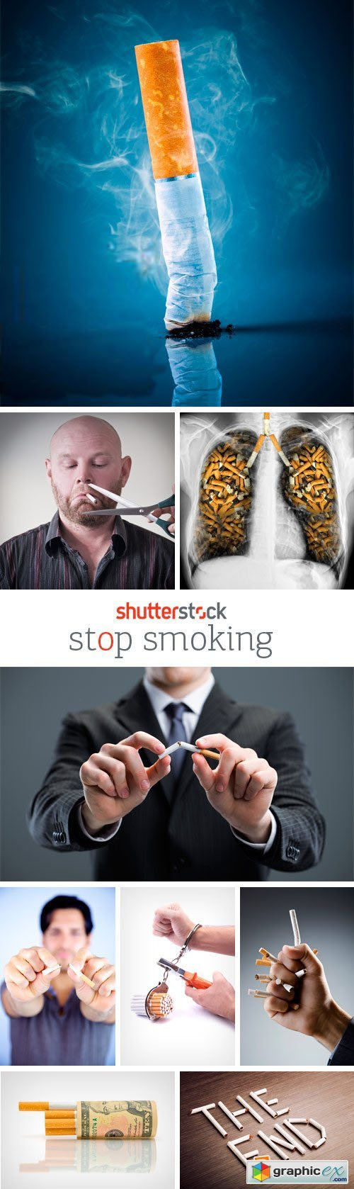 Amazing SS - Stop Smoking, 25xJPG
