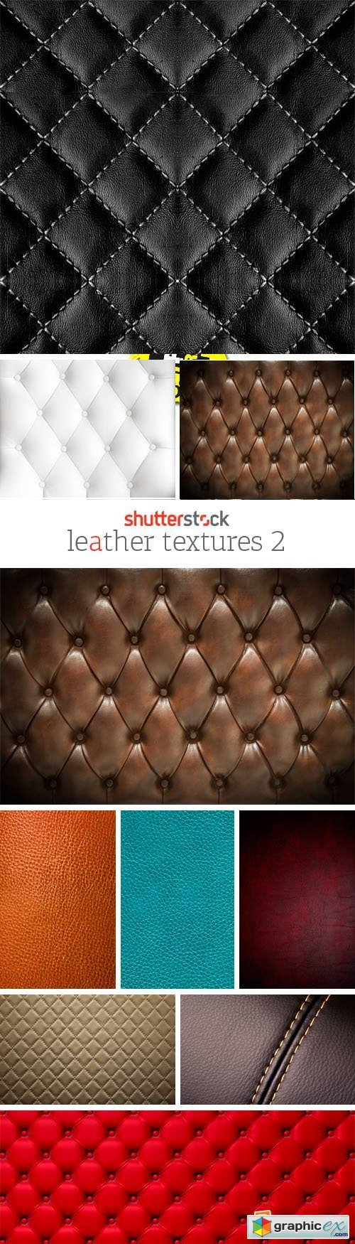 Amazing SS - Leather Textures 2, 25xJPGs