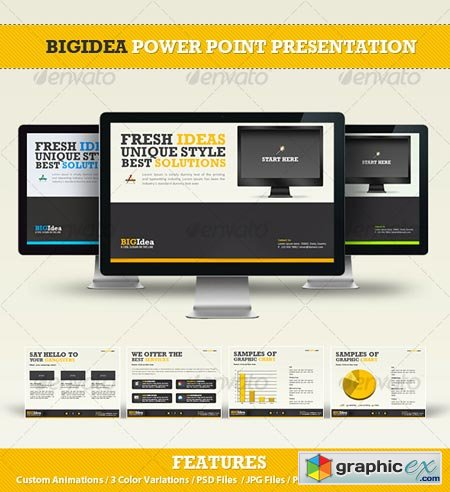 BIGIdea Power Point Presentation 104655