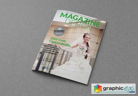 Magazine Editorial Template 02 14722