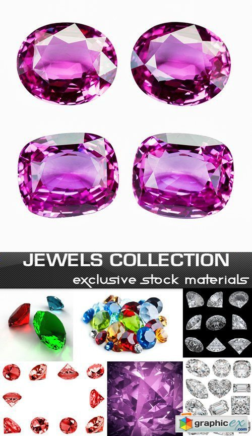 Jewels Collection, 25 UHQ JPEG