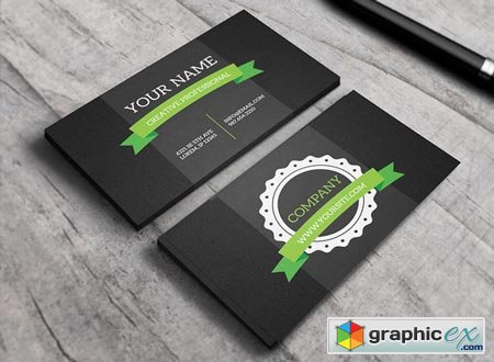 Verdant - Business Card 41317