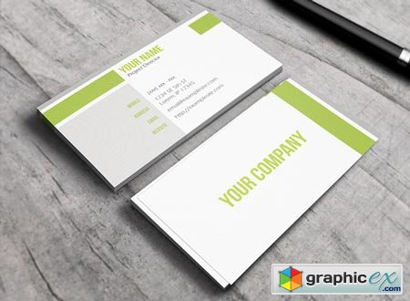Evo - Business Card 41306