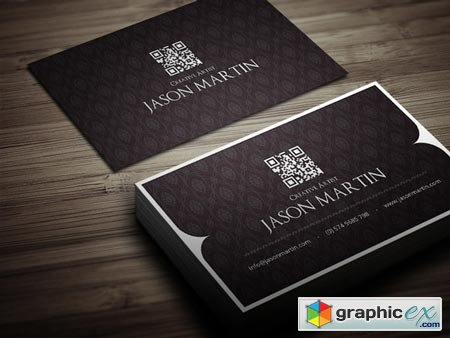 Royal Creative Business Card 41796